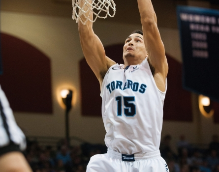 University-of-San-Diego-Basketball-Dunk-San-Diego,-CA