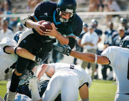 University-of-San-Diego-Football-San-Diego,-CA
