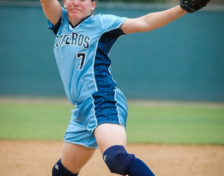 University-of-San-Diego-Softball,-San-Diego,-CA