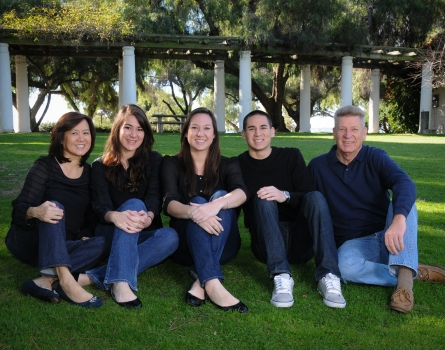 Mickelson-Family-San-Diego-CA