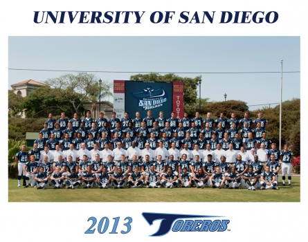 University-of-San-Diego-Football-TeamSan-Diego,-CA