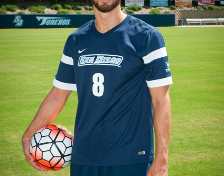 University-of-San-Diego-Men's-Soccer-San-Diego,-CA