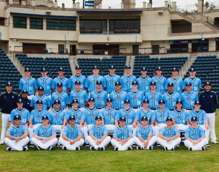 University-of-San-Diego-Baseball-Team-San-Diego,-CA