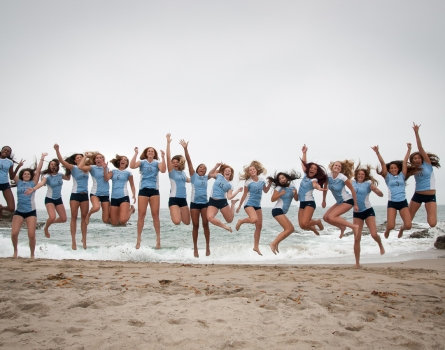 University-of-San-Diego-Volleyball-Beach-San-Diego,-CA