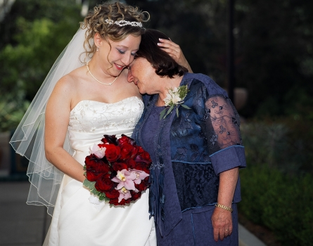 Newhall-Wedding-Bride-and-Mom-San-Diego,-CA
