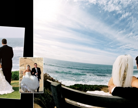 Burcar-Wedding-Outside-La-Jolla,-CA